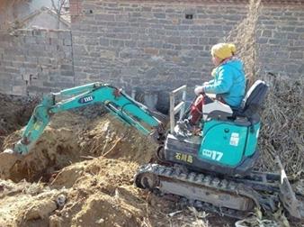 广西山猫微型挖掘机怎么样,想入手一台,懂行的分享评价
