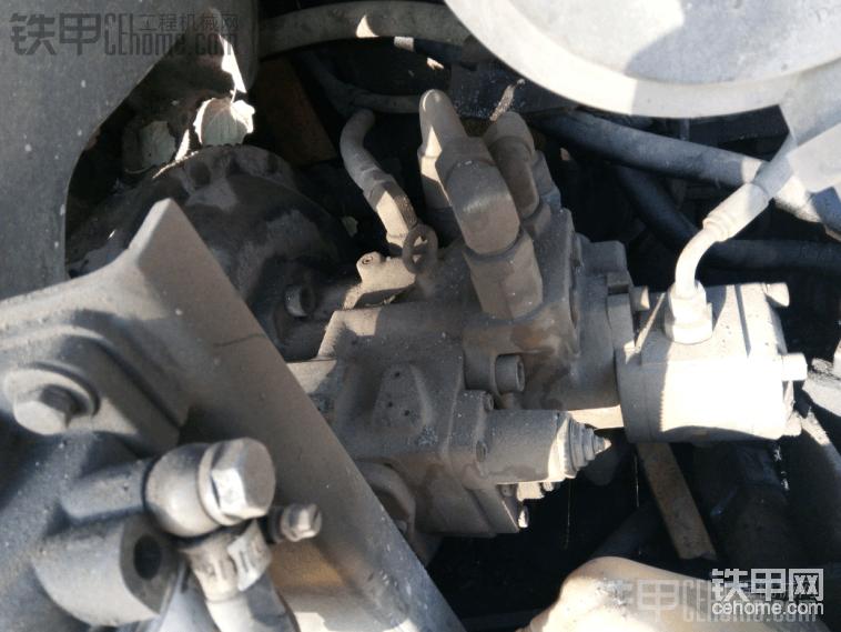 手把手教大家维修康明斯B3.3柴油泵