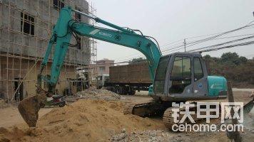 神钢 SK120-6 二手挖掘机价格 16万 10000小时-帖子图片