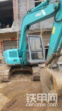 神钢 SK60-6 二手挖掘机价格 11万 10000小时-帖子图片