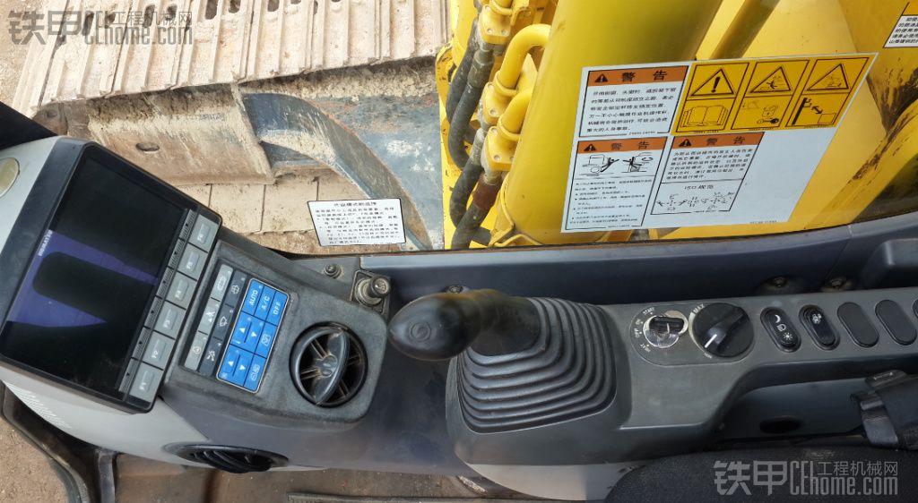 小松 PC200-8 二手挖掘机价格 58万 3763小时