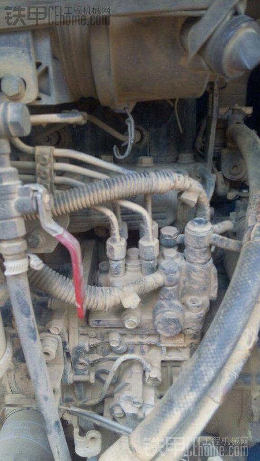 洋马发动机,冷机不好启动