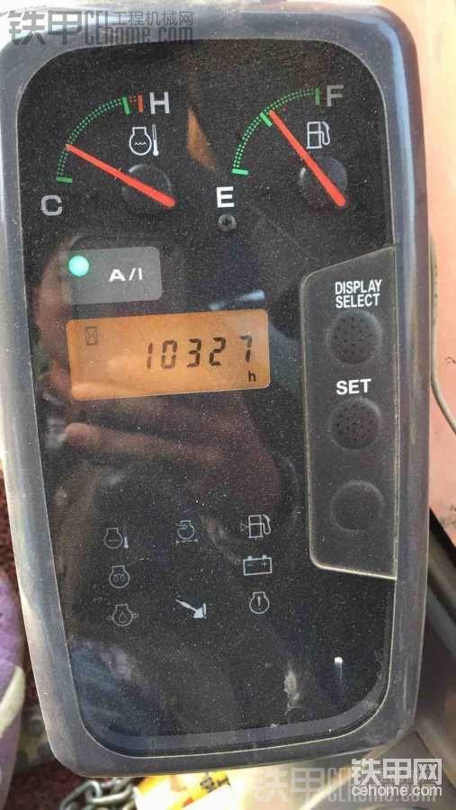 小心你的流量,1073小時日立60-5A使用報告及第二次保養