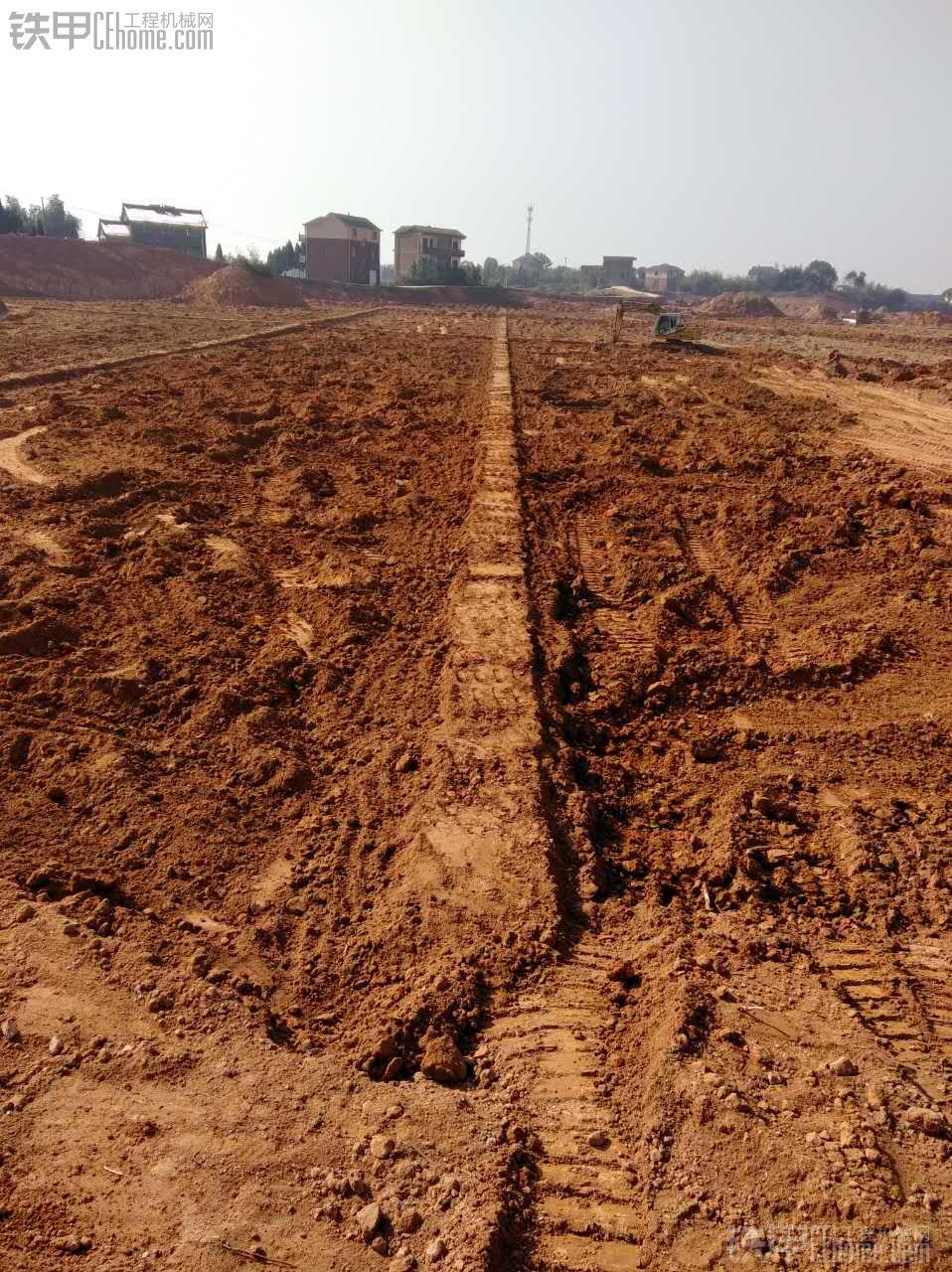 【最牛操作手】进口神钢200-9 挖掘机标准农田施工 挖机驾驶员综合素质的体现