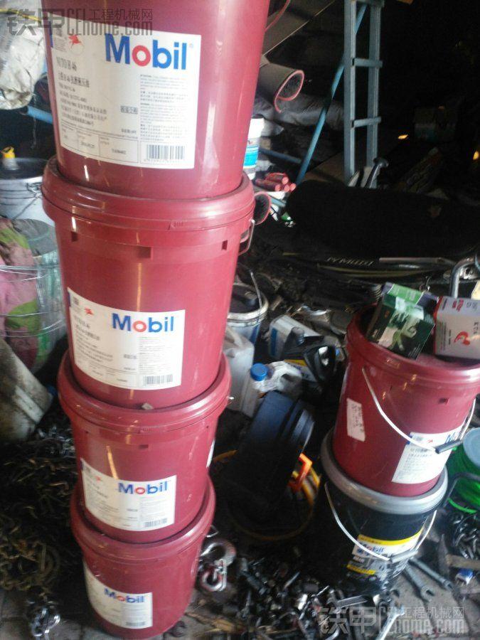 关于美孚液压油机油价格真假