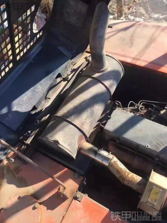 日立 ZX350LC-3 二手挖掘机价格 58万 7800小时
