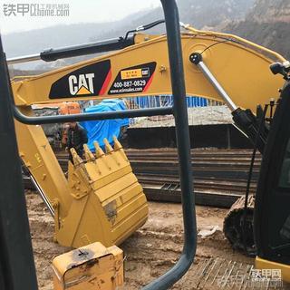 全职干石方隧道 卡特彼勒320D2挖掘机1500小时报告