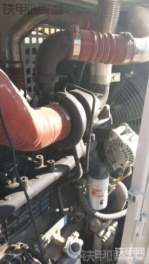 新康明斯国三  吉哥经常提起的卡子  这部是新机 400一般蚝油18升左右  350也差不多 这 ...