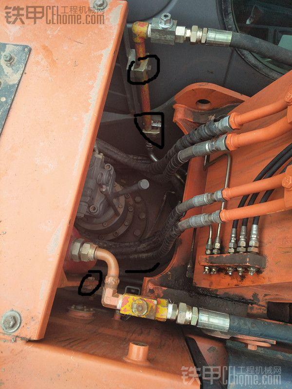 日立ZAXIS 120-3G挖掘机5500小时使用报告