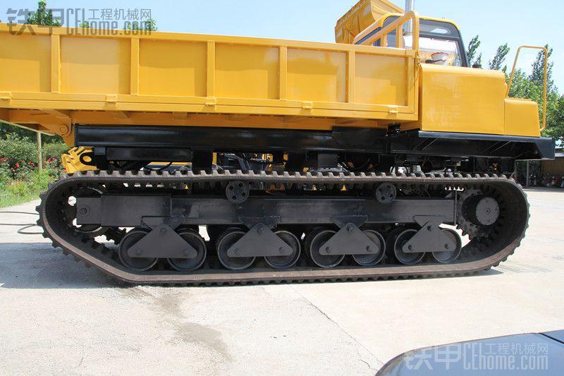 求购二手8吨履带运输机