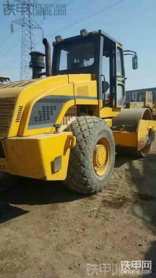 龙工20吨压路机-帖子图片