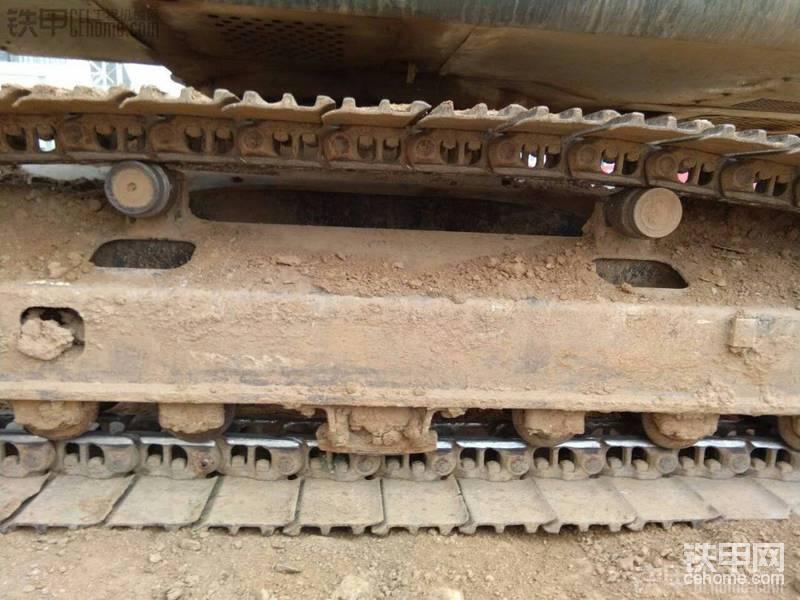 干货时间,8000小时的日立ZX250LC-3提车作业