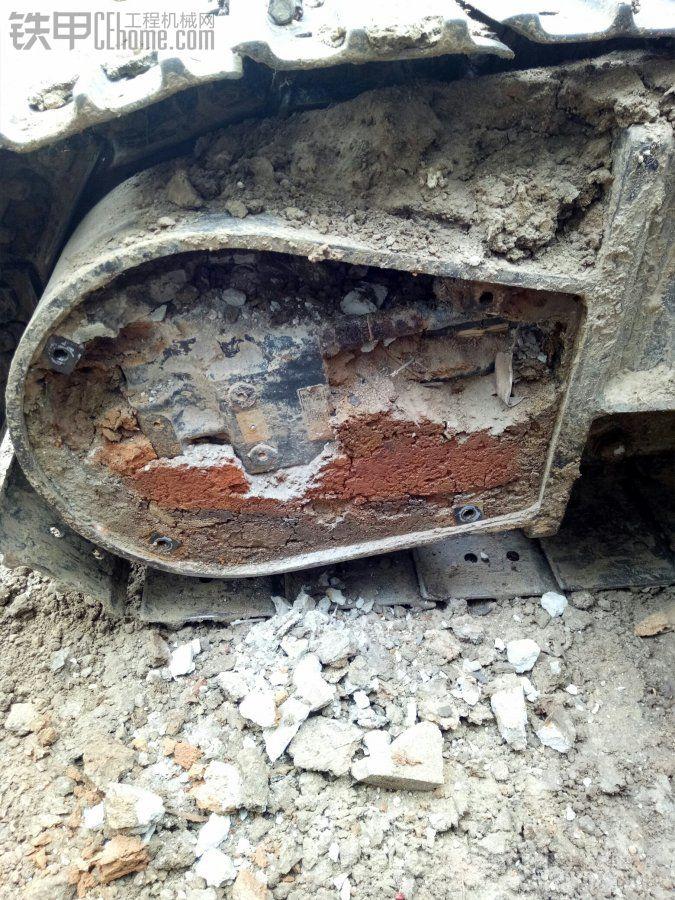 【机械达人】我的三一65-9挖机维修保养笔记