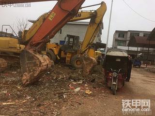 小松挖掘机提车作业+使用报告