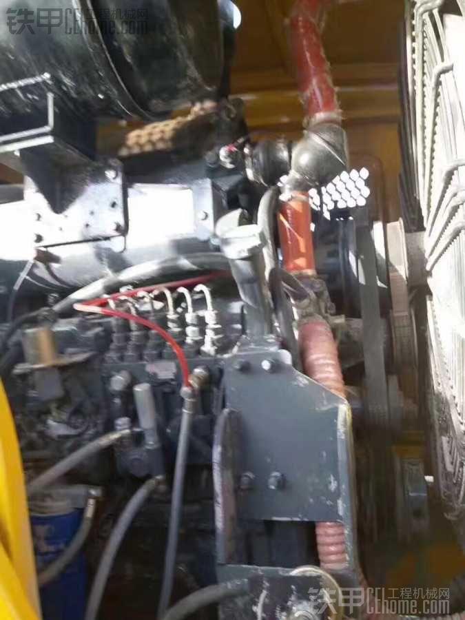 怎么鉴别柳工装载机是否翻新