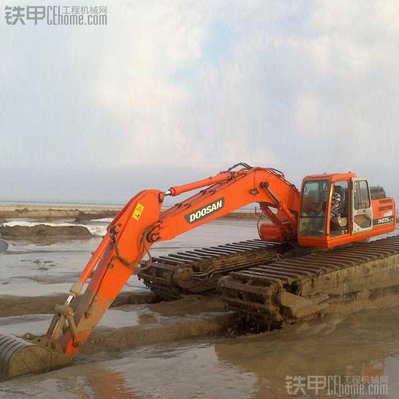水挖适用环境与操作
