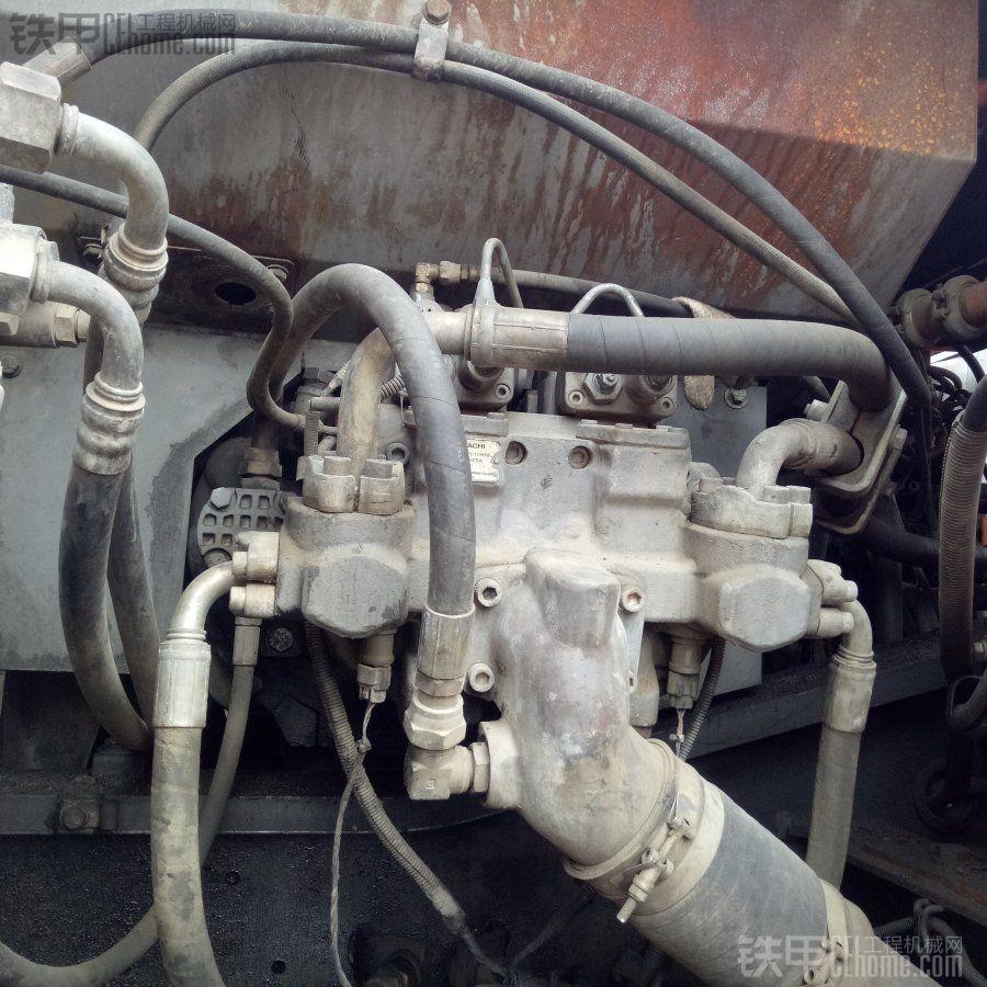 日立250-3长臂机