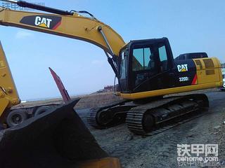【提车作业】全款110多 卡特320D2挖掘机
