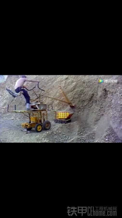 兄弟们快看,0油耗挖掘机已经研发出世