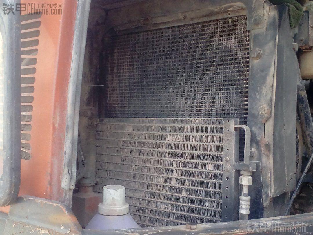 空调散热器无须改装