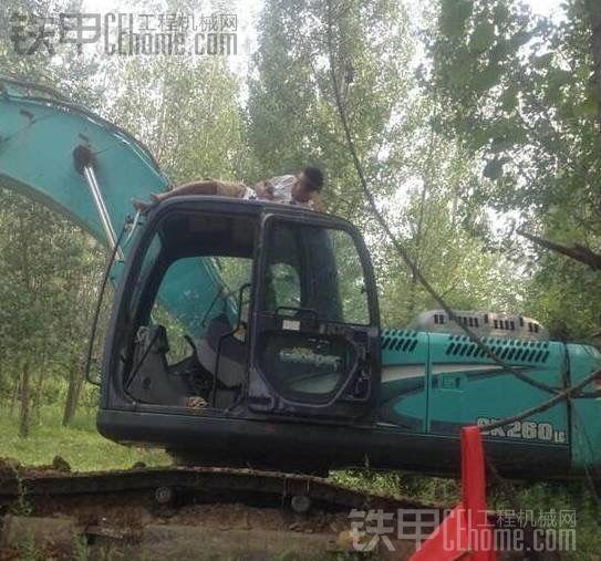 搞挖掘机的十大苦,你不是搞挖的根本不懂。