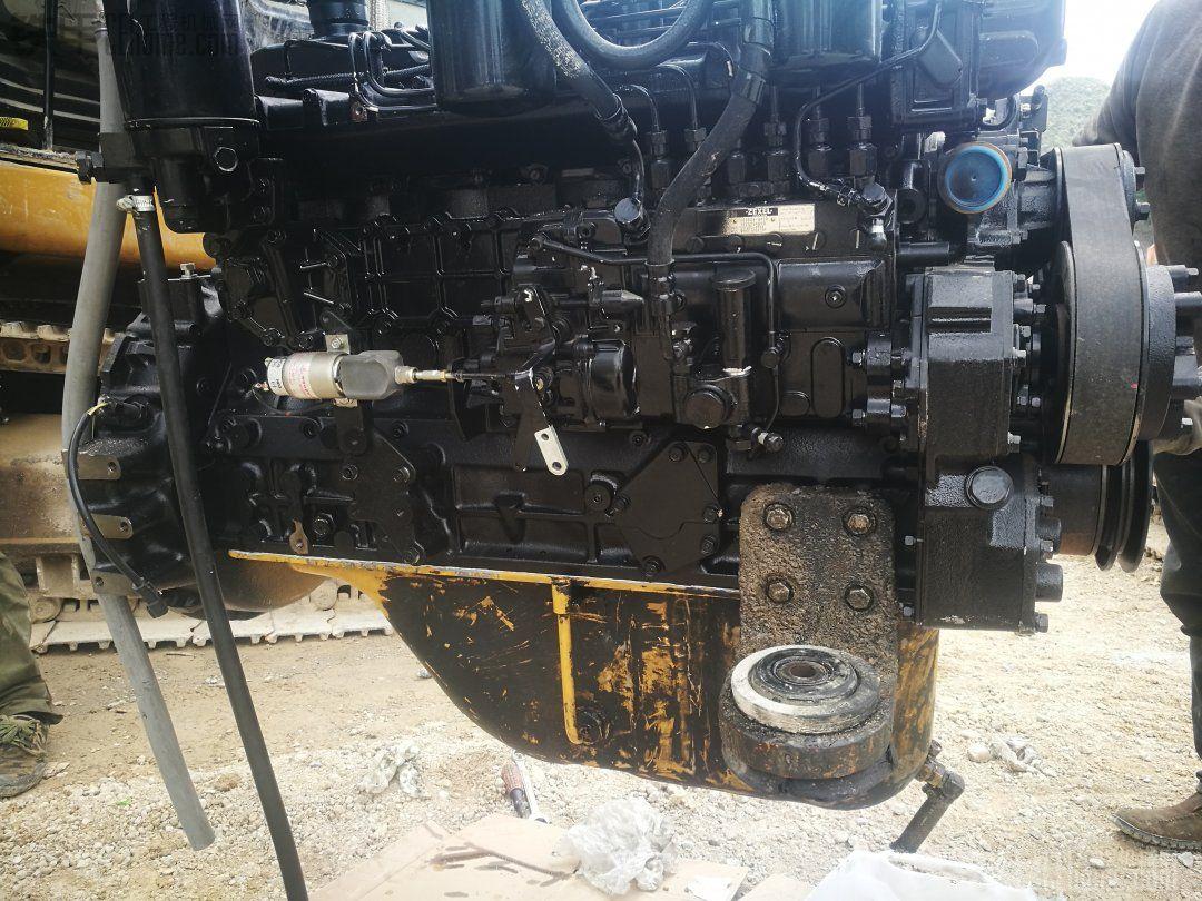 卡特320d c6.4发动机