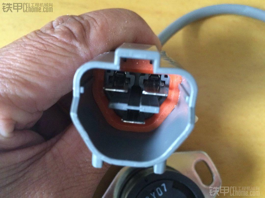 土办法更换油门马达电位器