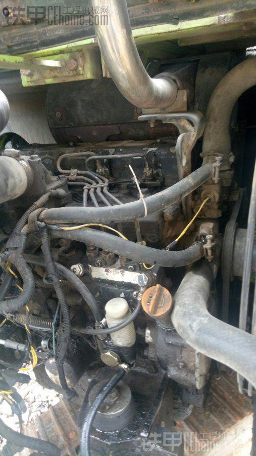 请问 这是什么发动机