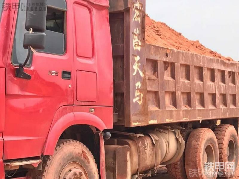 工程自卸车-帖子图片