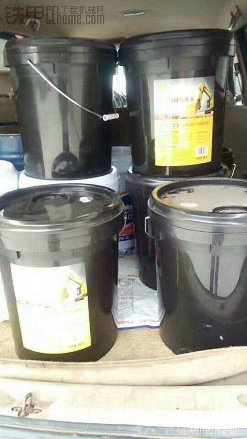 顺便进了几桶机油,卖一点,自己可以消化一部分,准备长期使用这个机油,机油性价比还 ...