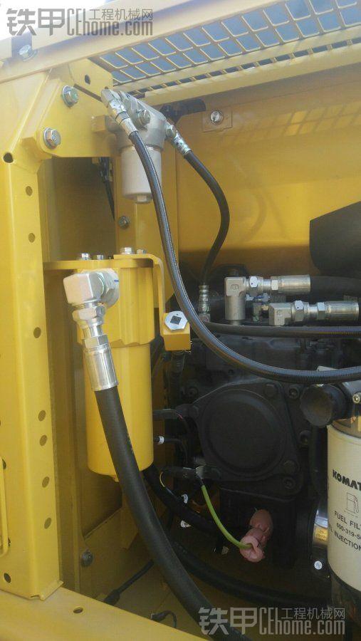 双泵合流更耐用!喜提小松130-8M0挖掘机!