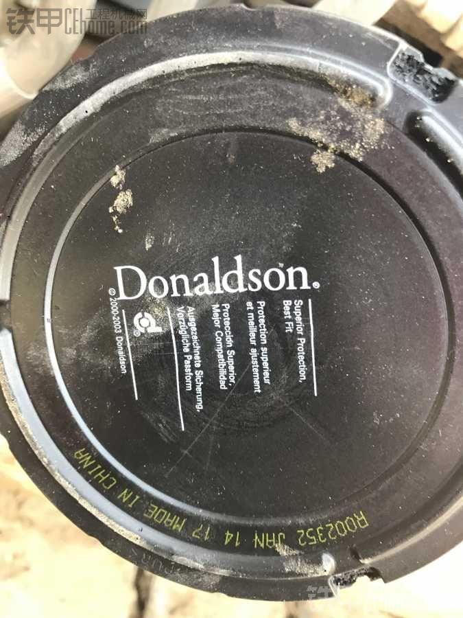 这个唐纳森空滤是真的假的。