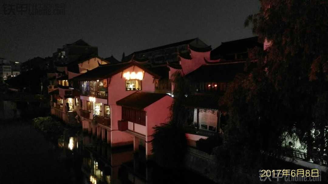 【我的铁甲日记第20天】夜游七宝老街