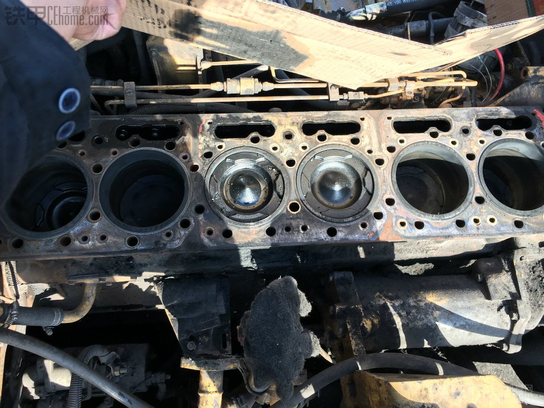 学习修理数十载,至今还是未出师,笑谈康明斯NT855发动机修理