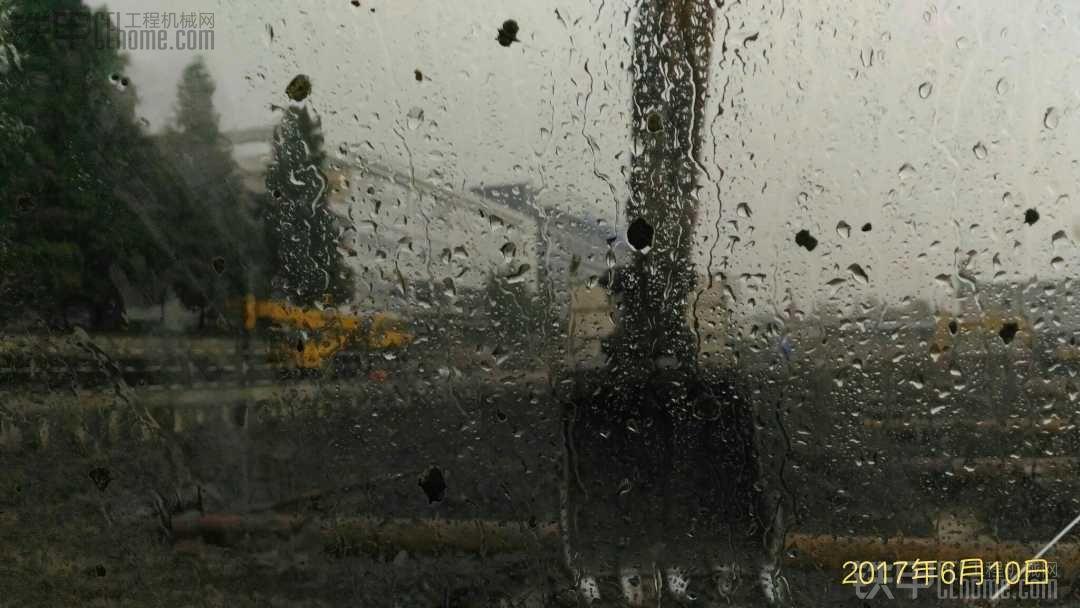 【我的铁甲日记第22天】上海暴雨