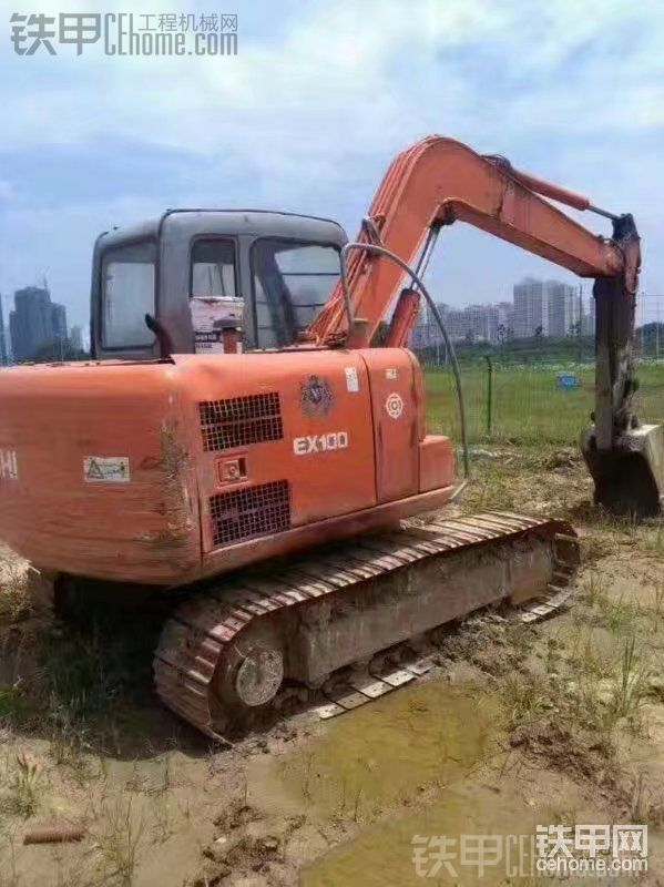 日立 EX60-6 二手挖掘机价格 13万 12800小时-帖子图片