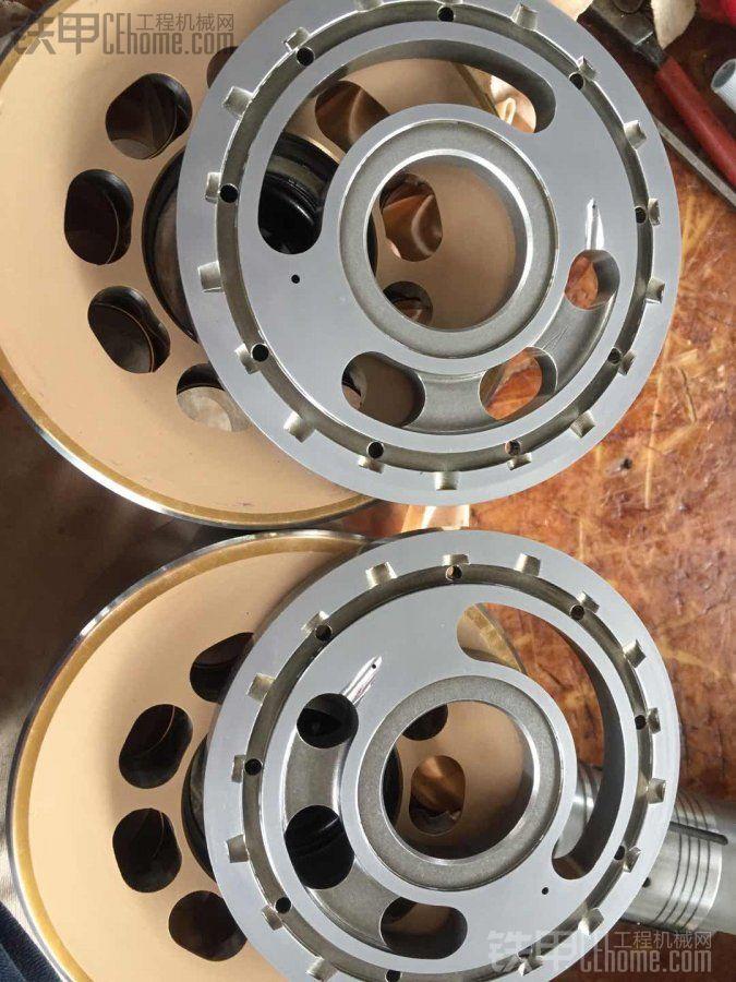 小松350-7液压泵