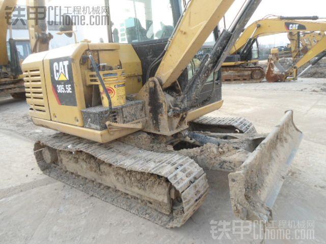 卡特彼勒 305.5E 二手挖掘机价格 24万 2149小时