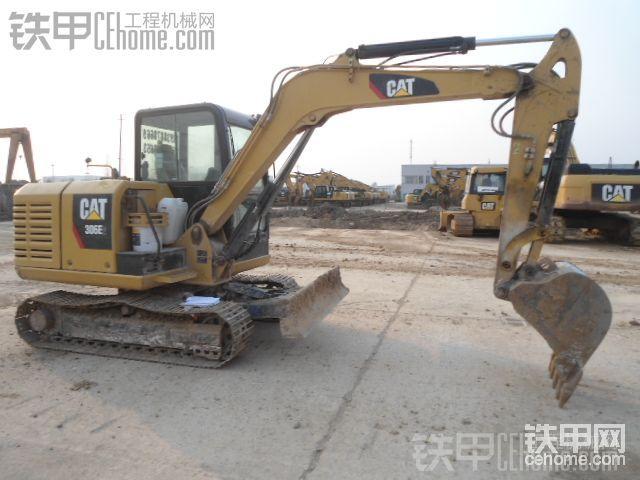 卡特彼勒 306E2 二手挖掘机价格 27万 974小时-帖子图片