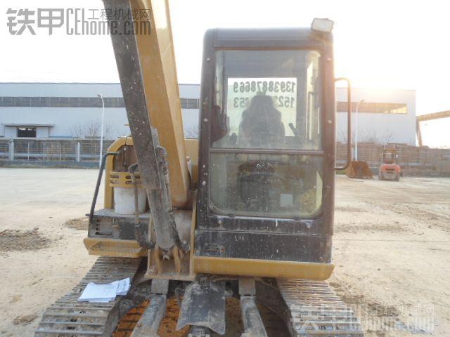 卡特彼勒 306E2 二手挖掘机价格 27万 974小时