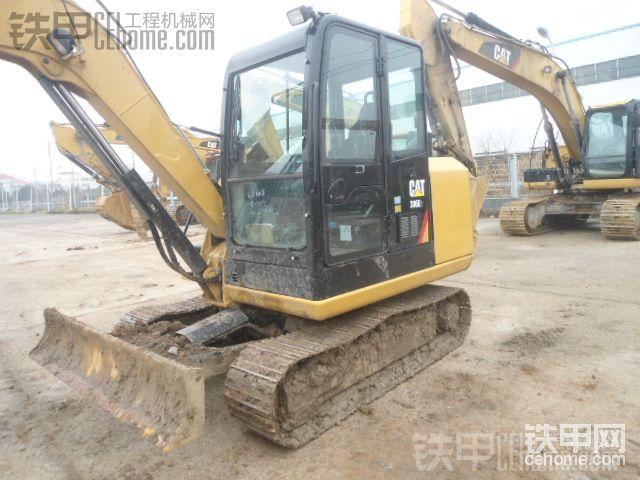 卡特彼勒 306E2 二手挖掘机价格 29万 515小时-帖子图片