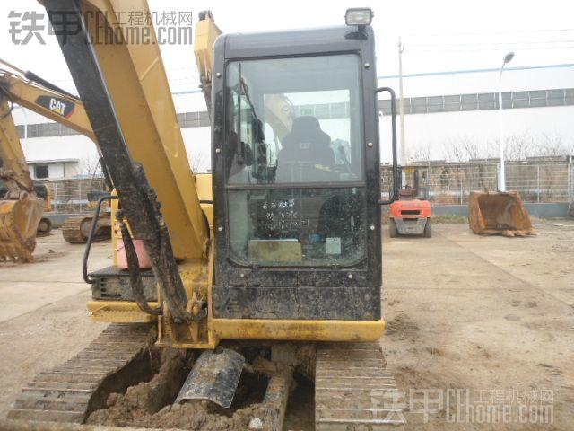 卡特彼勒 306E2 二手挖掘机价格 29万 515小时