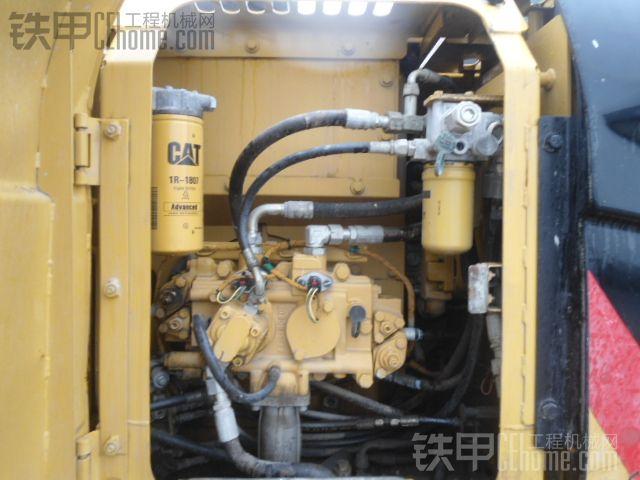 卡特彼勒 312D2GC 二手挖掘机价格 49万 2744小时