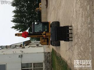 我家的新成员  卡特彼勒307E2挖掘机