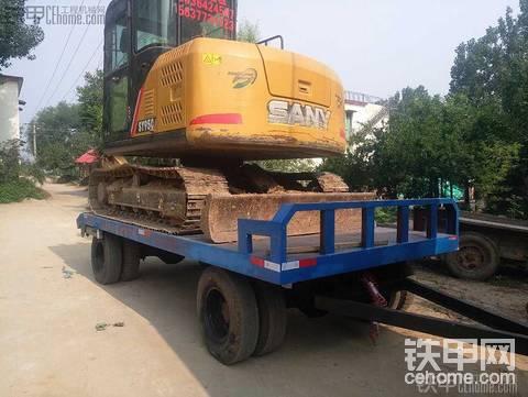 拖拉机拖车