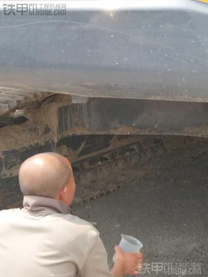 徐工挖掘机新车70小时车就坏了!维权