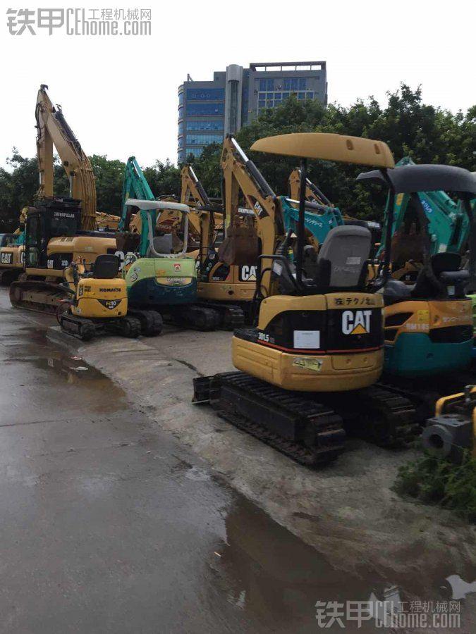 深圳凤凰建设机械城