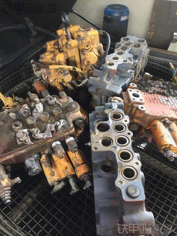 七月还是不错的,各种泵,阀