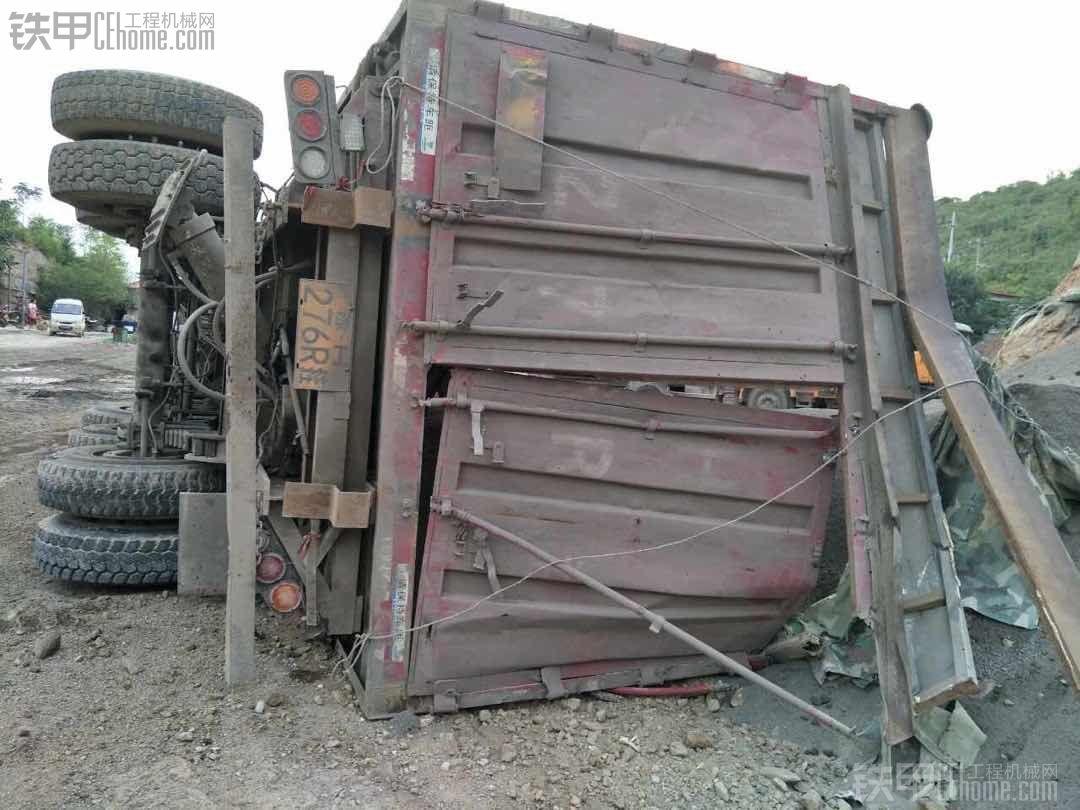 利勃海尔916 车祸