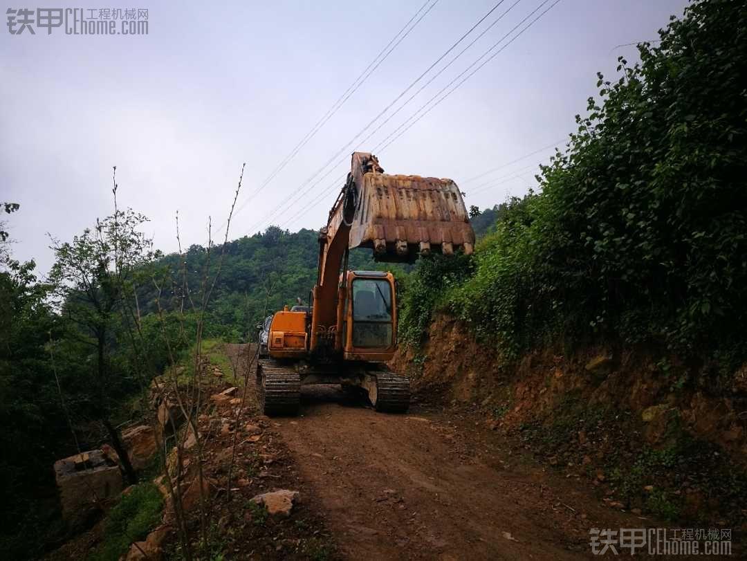 斗山DX150LC-9C挖掘机使用报告